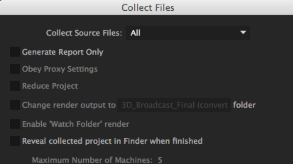 Collect-Files-Menu