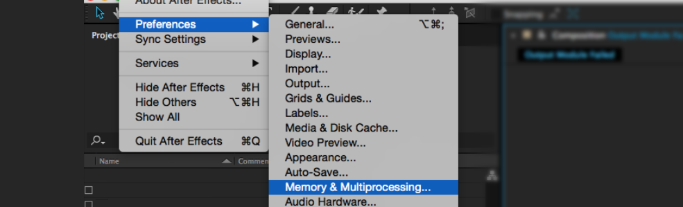 Multiprocessing-Dropdown