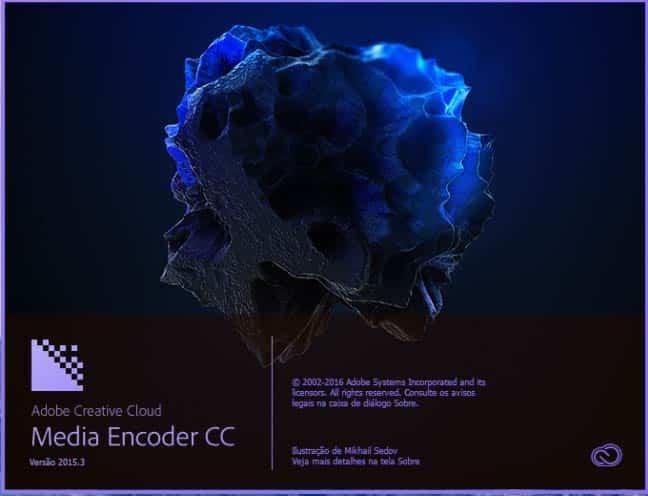 Adobe Encoder CC 2015.3