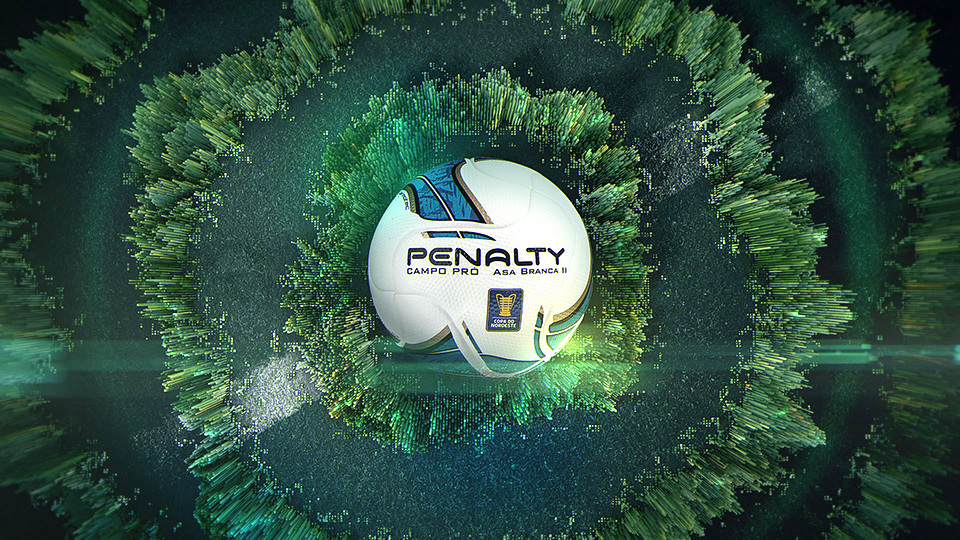 Penalty - Byron Segundo: 3D / Art direction and compositing: Átila Meireles