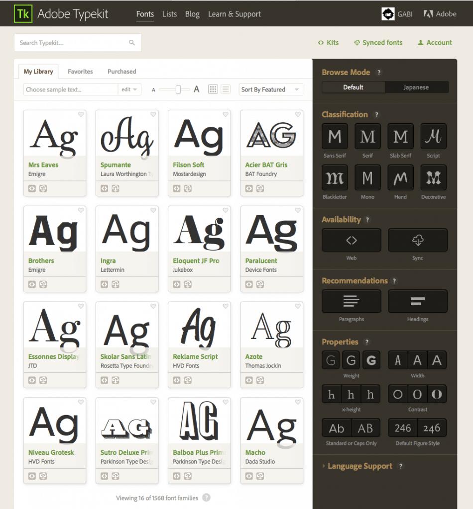 typekit.com