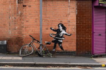 Banksy Hoolah Hoop